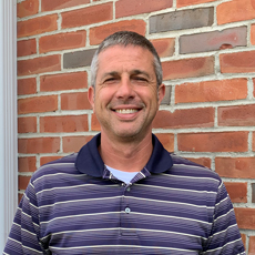 Colby Perham - Aggregates Manager, Oversees Gravel & Sand Pits at Leighton A. White, Inc., Milford, NH
